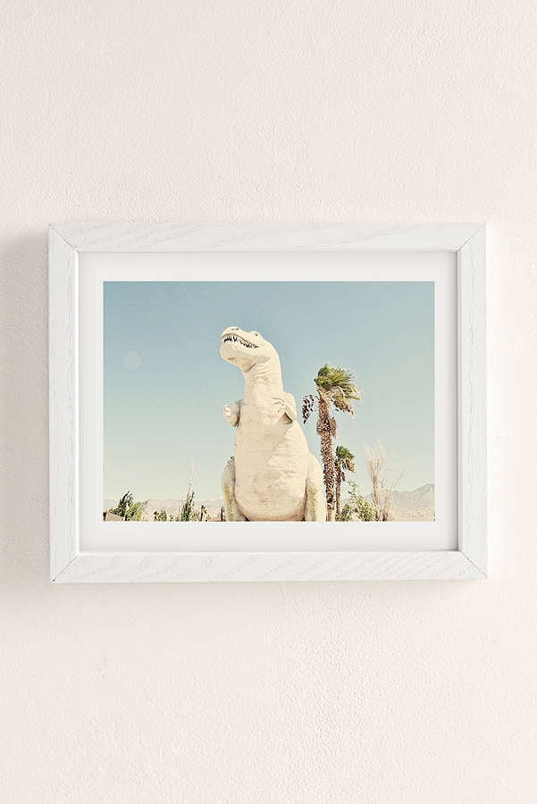 Urban Dreams Photography Palm Springs Dino Art Print ($23 — $500)