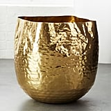 Jafar: Liquid Extra Large Brass Basket