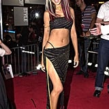 2000 MTV VMAs Red Carpet Christina