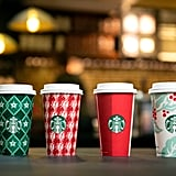 Here's a Look at All 4 Holiday Cups
