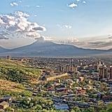 مدينة يريفان، أرمينيا