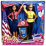 For 6-Year-Olds: Barbie President and Vice President Dolls 2 Pack