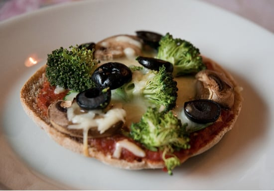 Gluten-Free Mini Pizzas