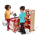 Melissa & Doug Deluxe One-Stop Shop Play Store Set
