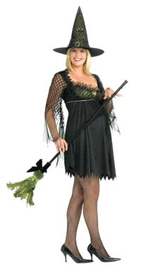 maternity witch costume