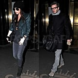 Victoria and David Beckham Stay Close in NYC