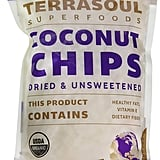 Terrasoul Superfoods Raw Coconut Chips