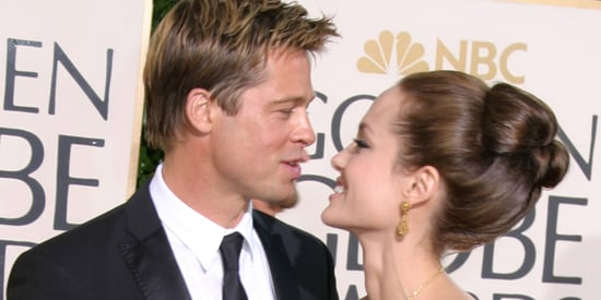 Looking Back On All The Times Brad Pitt And Angelina Jolie Defined 'Relationship Goals'