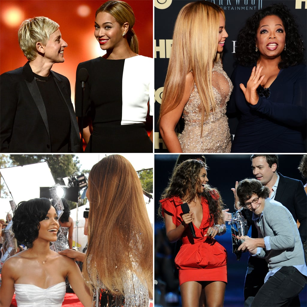 Pictures of Beyonce With Other Celebrities