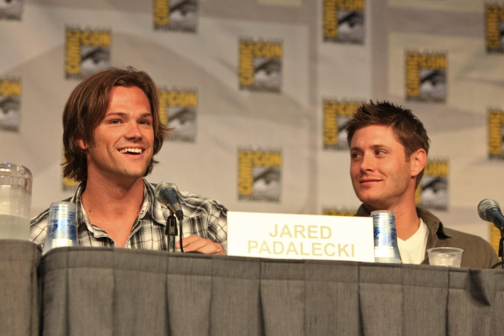 When Jensen Gazed Lovingly at Jared