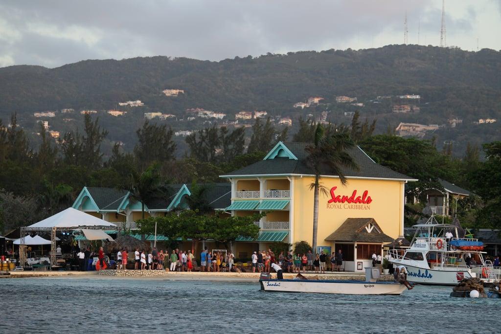 Sandals — Jamaica
