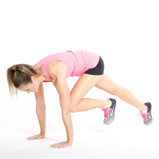 Full Body Workout: Mountain Climber