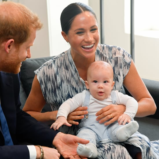 Yep, Baby Archie Interrupts Meghan Markle's Zoom Meetings