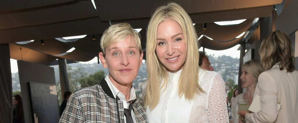 Ellen DeGeneres and Portia de Rossi at LA Event June 2018