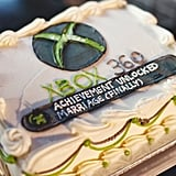 And, lastly, hopefully all of this will result in an Xbox-themed wedding cake.