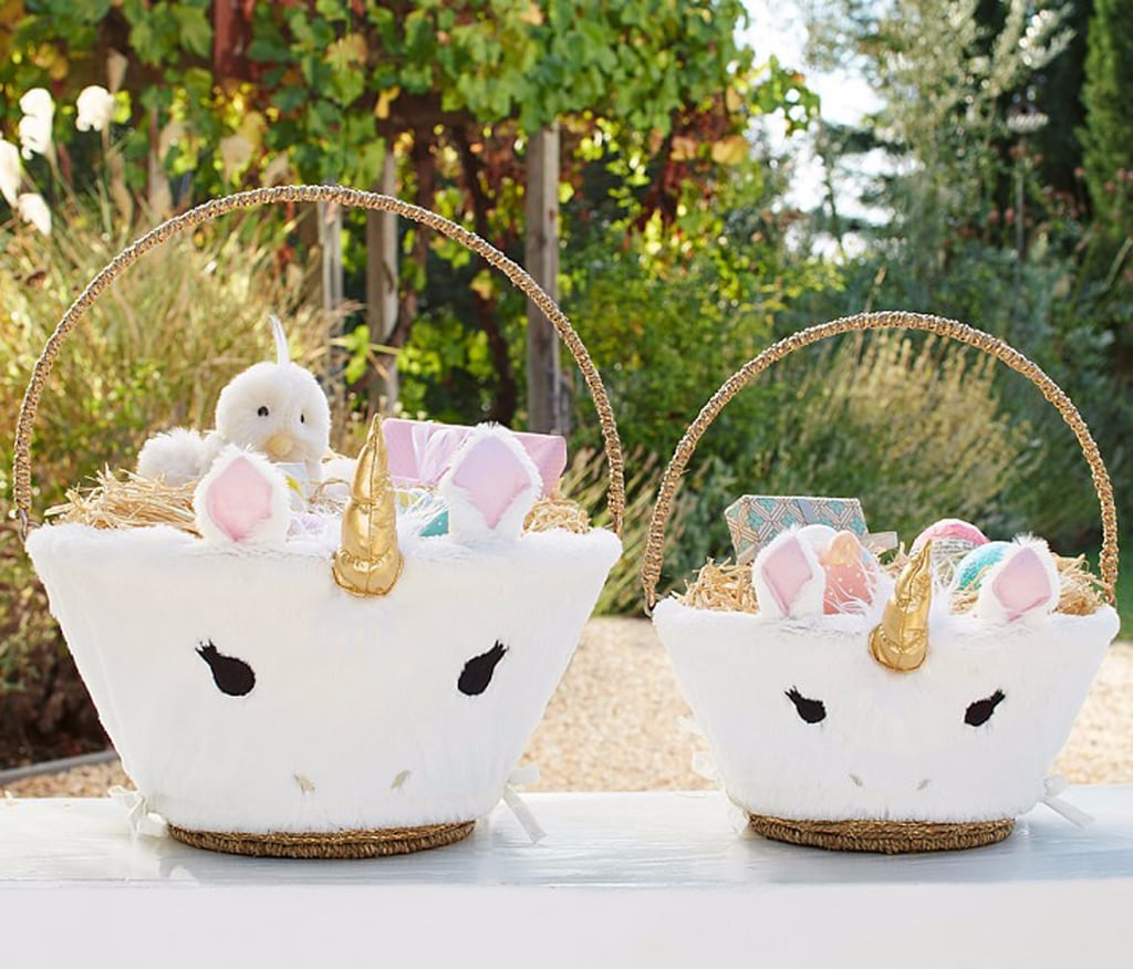 Cute easter baskets for kids popsugar moms the 12 best easter baskets for sweet chicks and bunnies negle