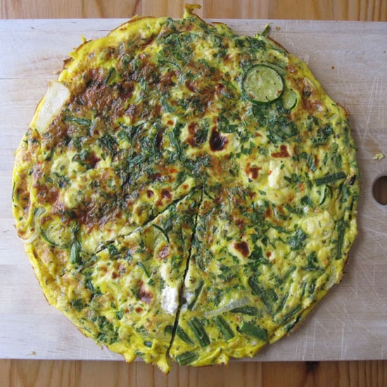 Vegetarian Frittata Recipe