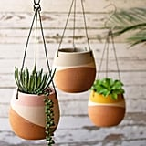 Set of Dipped Hanging Pots