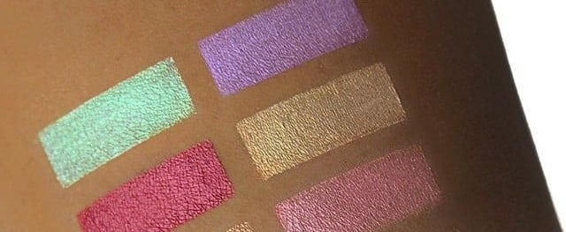 Melt Cosmetics BlushLights Swatches