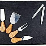 Slate Cheese Board Set