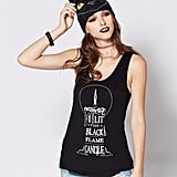 Black Flame Tank Top ($25)