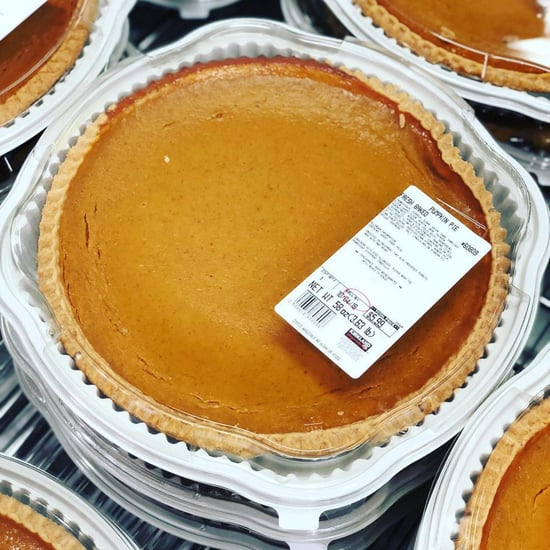 Costco Pumpkin Pie