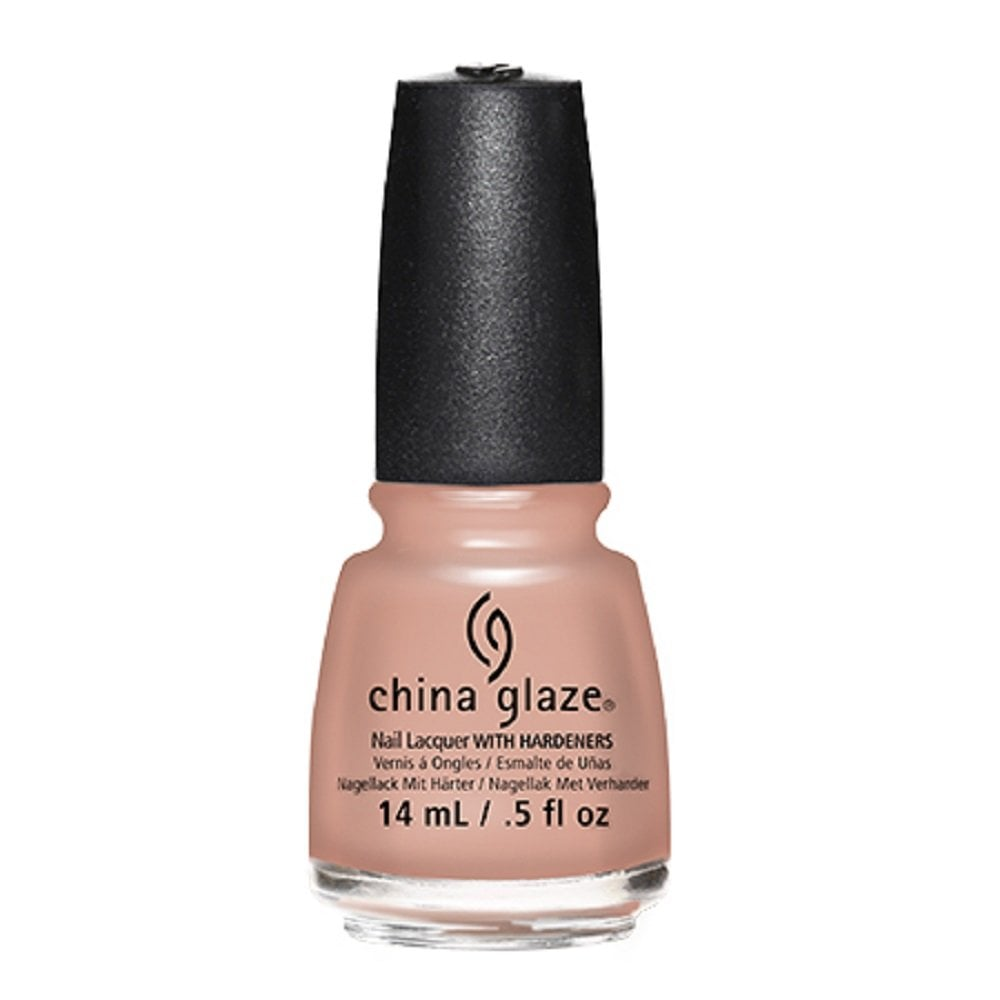 China Glaze Nail Lacquer in Sorry I'm Latte