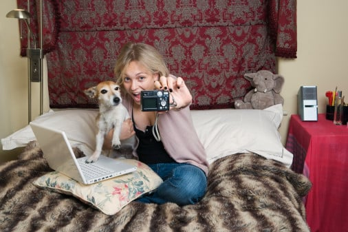 Are You Blogging About Your Pet?