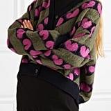 Marni Intarsia Knitted Cardigan