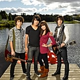Jonas Brothers Camp Rock Costumes