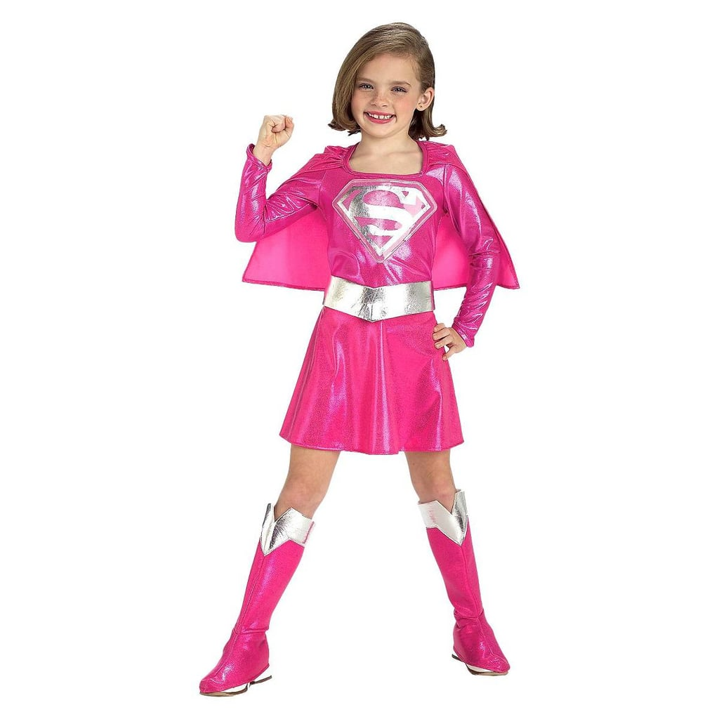 Supergirl Girls' Costume | Best Kids' Halloween Costumes From ...