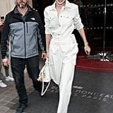 Gigi's Loving Jumpsuits This Fashion Week Season