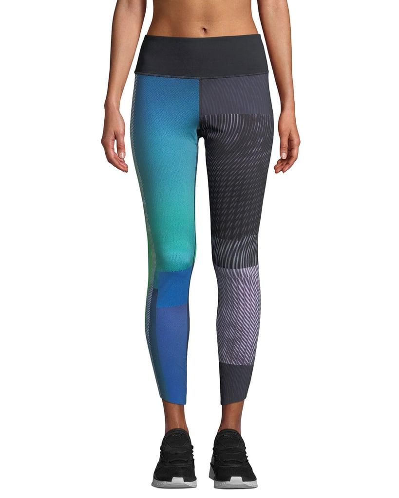 1ee856f0c2ab8 Under Armour Breathelux Printed Cropped Performance Leggings   Best ...