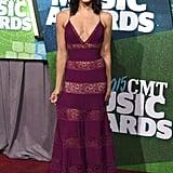 Jenna Dewan at the 2015 CMT Awards