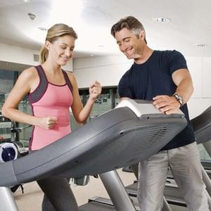 Rehab Treadmill Workout