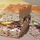 Tuna With Fennel and Lemon Sandwich