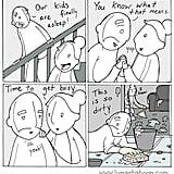 Dad's Comics Teach Love and Acceptance