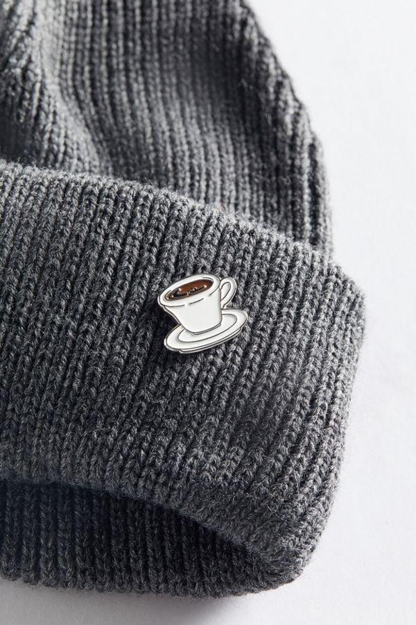 Verameat Damn Fine Coffee Pin