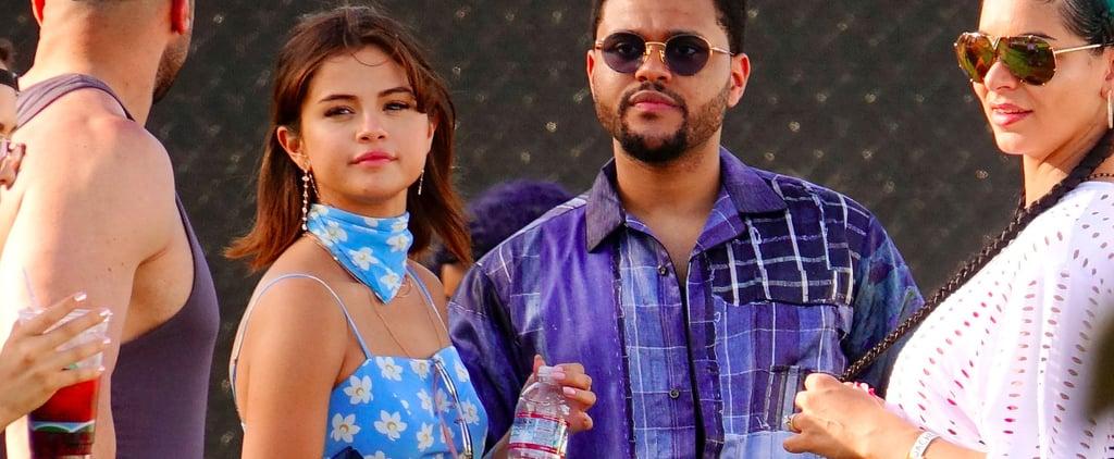 Selena Gomez HVN Dress at Coachella