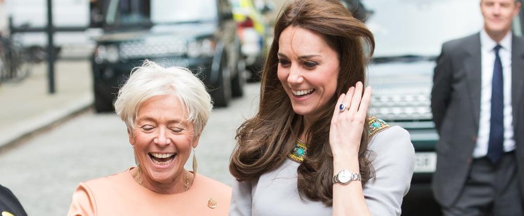 Kate Middleton's Matthew Williamson Dress