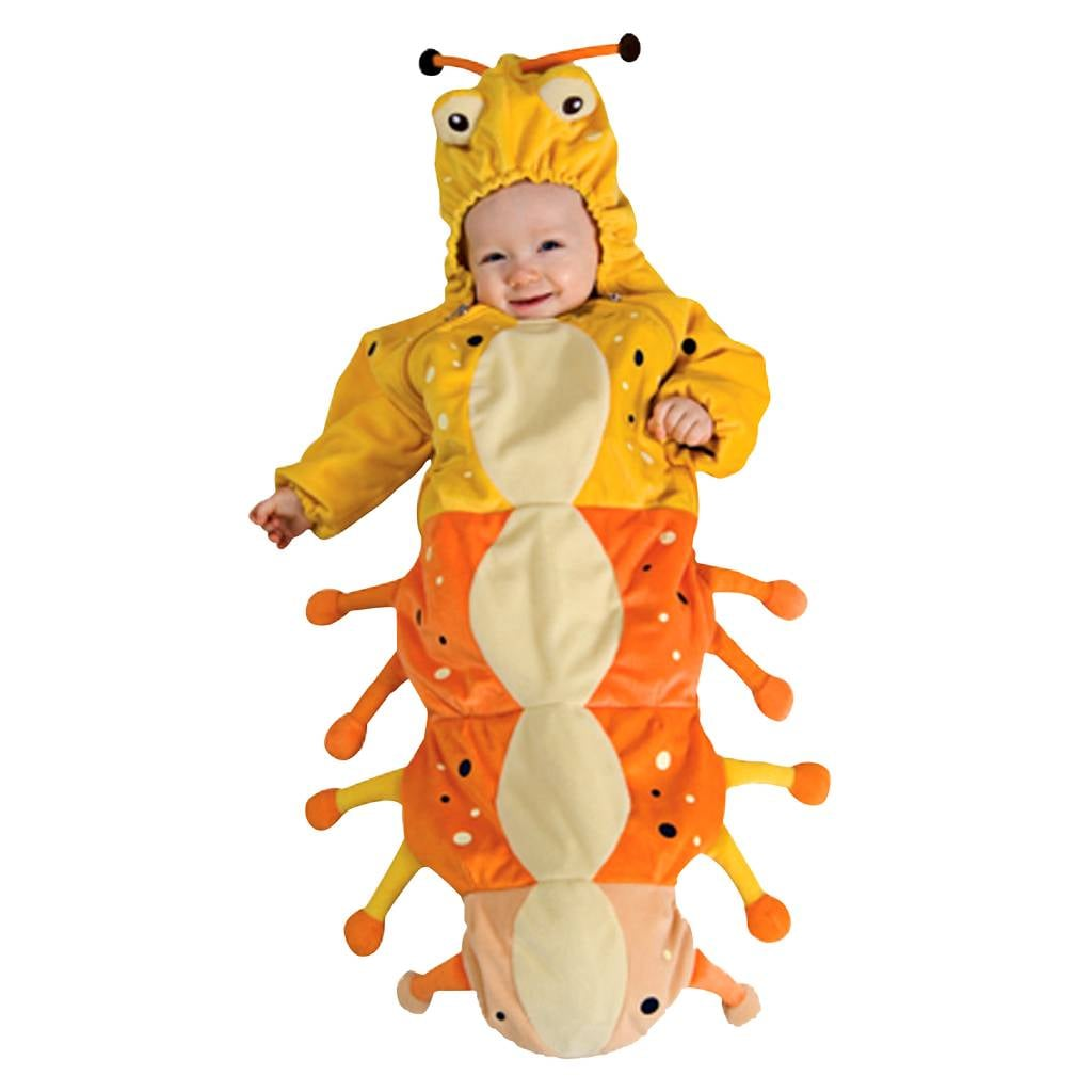 Infant Caterpillar Bunting Costume