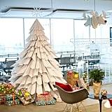 Paper Tree Cheap Christmas Tree Ideas Popsugar Smart