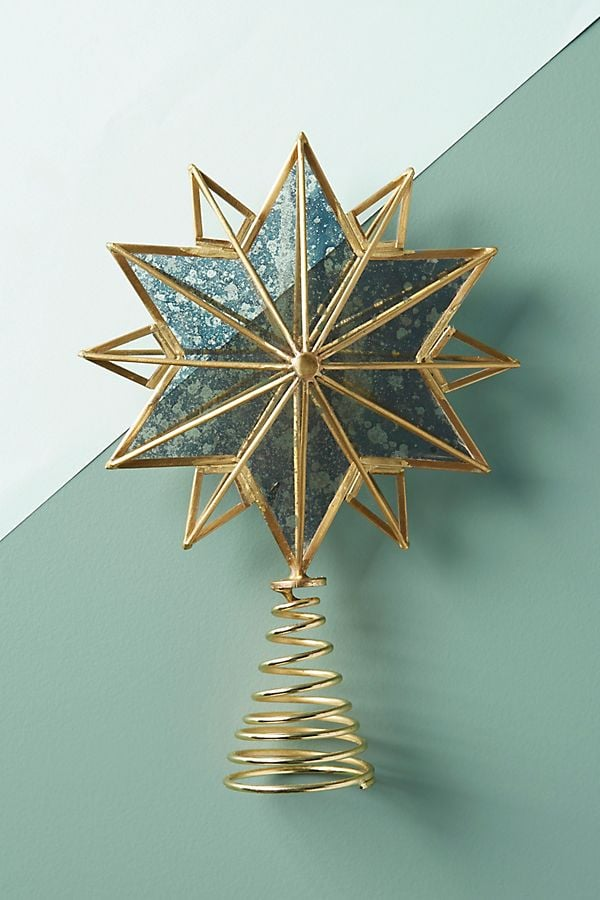Shining Star Tree Topper