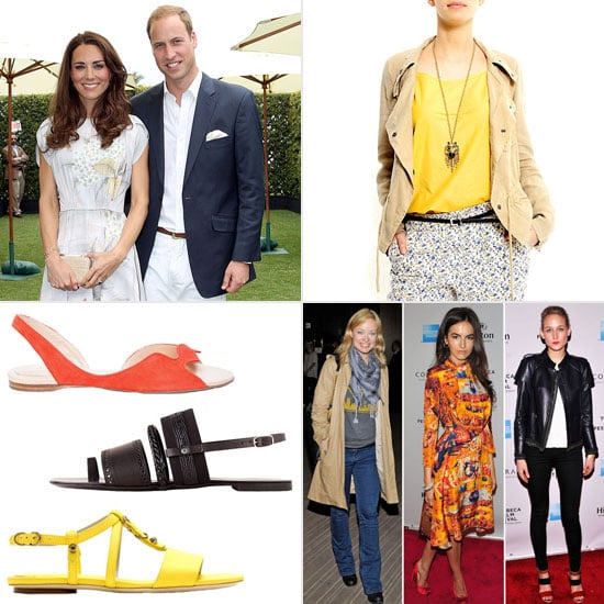 Fashion News and Shopping For Week of April 23, 2012
