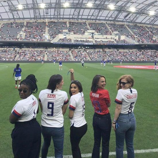 Natalie Portman, Uzo Aduba, More Bring Women's Soccer to LA