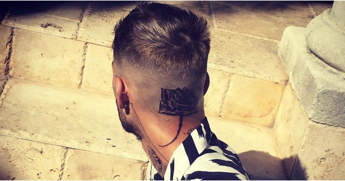 Um, Zayn Malik's New Rose Tattoo Is Definitely Not For the Faint of Heart