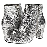 Dance the night away in these comfy yet stunning glitterati BCBGeneration Charm boots ($48, originally $129).