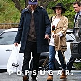 Hayden Christensen and Rachel Bilson Step Out For a Rare Couple's Outing