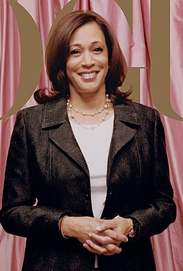 Kamala Harris's February 2021 Vogue Cover Receives Criticism