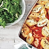 Spinach- and Ricotta-Stuffed Shells